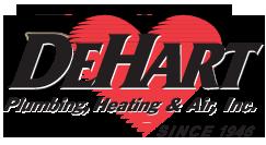 DeHart Plumbing Heating & Air Inc